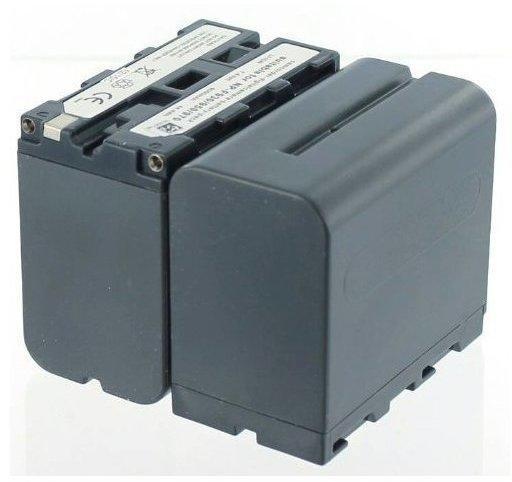 AGI Akku kompatibel mit Sony Dcr-Trv410 kompatiblen