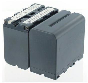 AGI Akku kompatibel mit Sony NP-F570 kompatiblen
