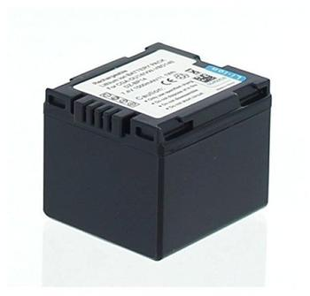 AGI Akku für Panasonic NV-GS30 Li-Ion 7,4 Volt 1400 mAh