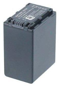 AGI Akku kompatibel mit Sony HDR-CX570E kompatiblen