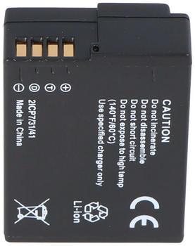 AccuCell Akku kompatibel mit Panasonic DMW-BLC12/DMW-BLC12E