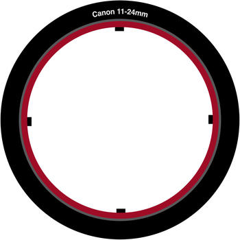 Lee Filters SW150 Adapter Canon EF 11-24mm F4 L USM