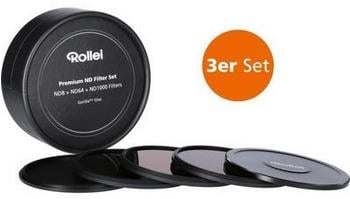 Rollei Premium ND Filter Set 58mm