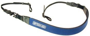 OP/TECH Fashion Strap blau