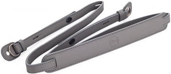 Leica Trageriemen Full-Grain Cowhide Cement Grey