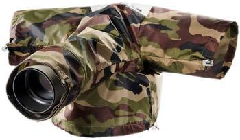 Kipon Regenschutzhülle TELE f. SLR camouflage