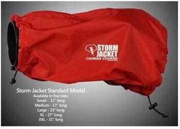 Vortex Media Storm Jacket S rot