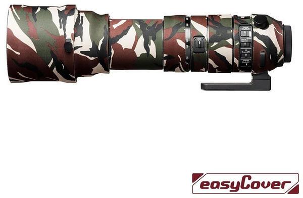 Discovered Easycover Lens Oak für Sigma 150-600mm f/5-6.3 DG OS Sport Grün Camouflage