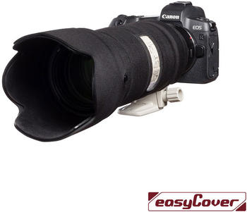 Discovered Easycover Lens Oak für Canon EF 70-200mm f/2.8 IS II USM Schwarz