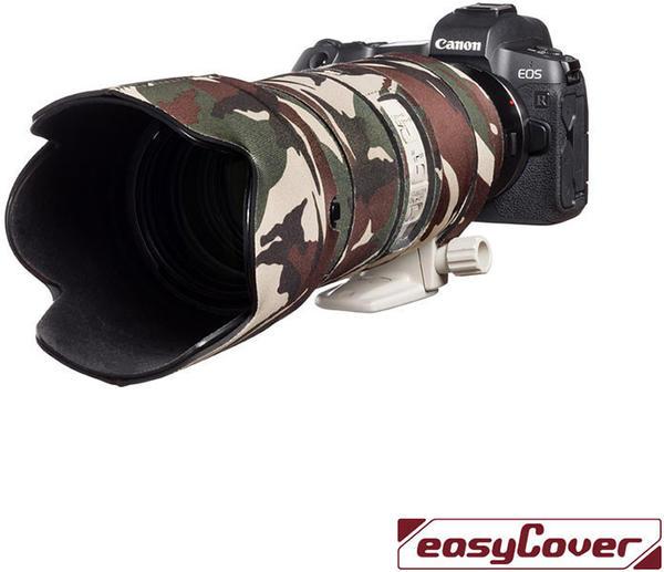 Discovered Easycover Lens Oak für Canon EF 70-200mm f/2.8 IS II USM Grün Camouflage
