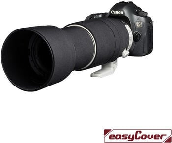 Discovered Easycover Lens Oak für Canon EF 100-400mm F4.5-5.6L IS II USM Schwarz
