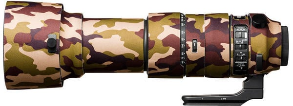 Discovered Easycover Lens Oak Cover for Sigma 60-600mm f4.5-6.3 DG OS HSM S wald-camouflage