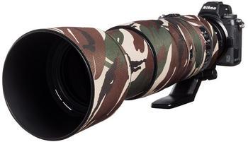 Discovered Easycover Lens Oak für Nikon 200-500mm f/5.6 VR Grün Camouflage