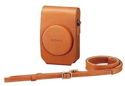 Sony LCS-RXG braun