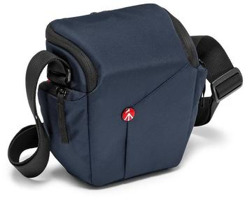 Manfrotto NX Holster CSC blau