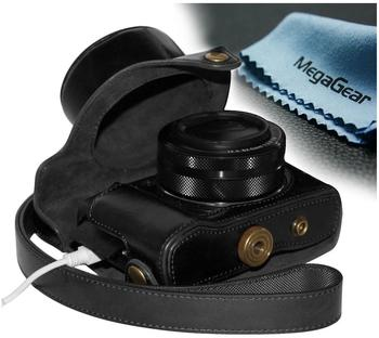 MegaGear Ever Ready MG361 Leder schwarz