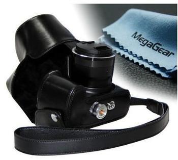 MegaGear Ever Ready MG318 Leder schwarz