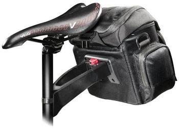 Mantona Premium Fototasche schwarz
