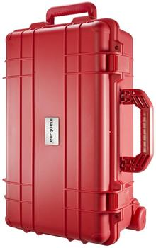 Mantona Outdoor Schutz-Trolley rot