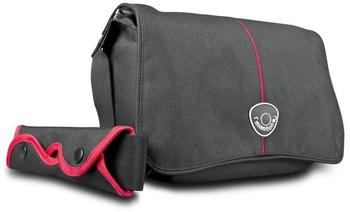 Mantona Cool Bag schwarz/rot