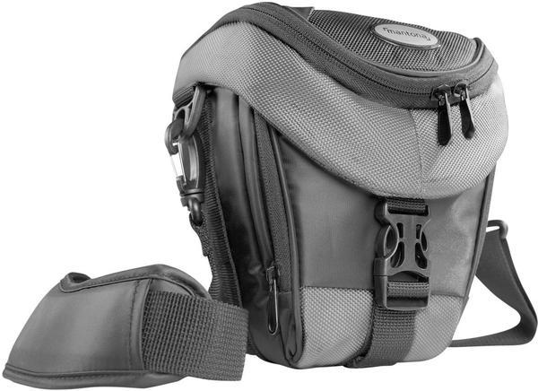 Mantona Premium Colt schwarz/grau