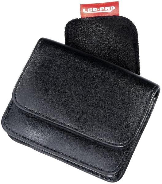 DigiEtui A4 Leder schwarz
