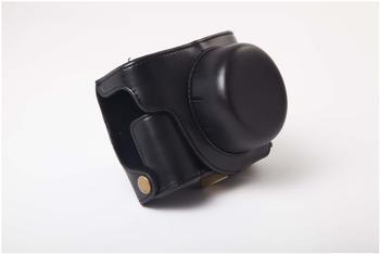 vhbw Hülle für Panasonic Lumix DMC-LX100 schwarz