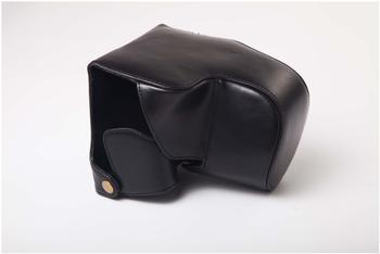 vhbw Hülle für Panasonic Lumix DMC-FZ1000 schwarz