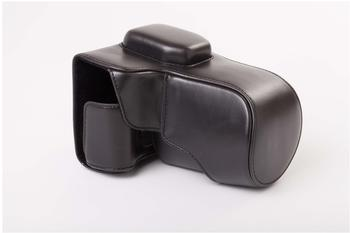vhbw Hülle für Fujifilm X-T10 + 18-55mm schwarz