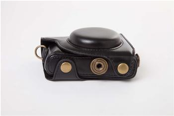 vhbw Hülle für Canon PowerShot G9 X schwarz