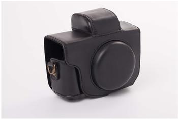 vhbw Hülle für Canon PowerShot G5 X schwarz