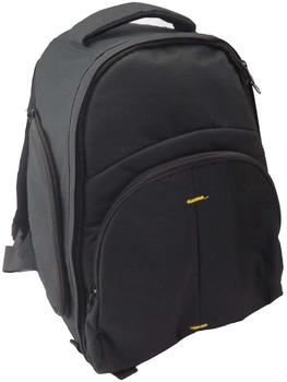 vhbw Universal Tasche Rucksack für Kamera, Camcorder Sony DCR-SR77E, DCR-SX30, DCR-SX30E, DCR-SX31, DCR-SX31E, DCR-SX50, DCR-SX50E.