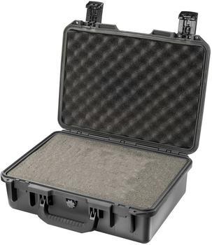 Peli Storm Case iM2300 m. Schaumstoff schwarz