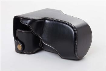 vhbw Kamertasche schwarz für FujiFujifilm XA3
