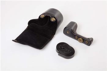 vhbw Kamera-Tasche schwarz für Sony Alpha 6000, 6300, A6000, A6300