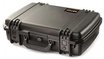 Peli Storm Case iM2370 m. M/Notebook Schale schwarz