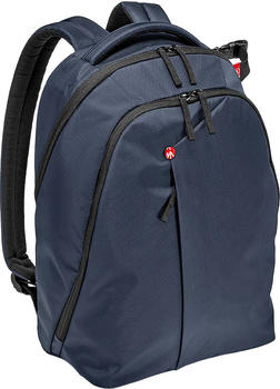 Manfrotto NX Rucksack blau