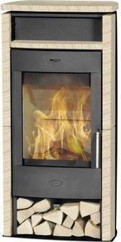 Fireplace Santiago Sandstein schwarz (K5662)