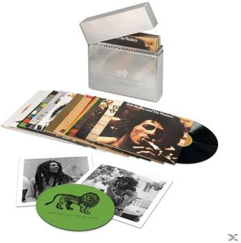 Bob Marley & The Wailers - The Complete Island Recordings (LTD Metal LP Box) (Vinyl)