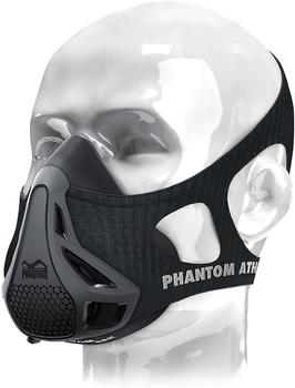Phantom Trainingsmaske schwarz small