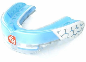 Shock Doctor Gel Max Power Trans Blue Mouthguard - Adult