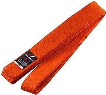 Pro Touch Budo-Gürtel Kinder orange 260