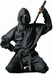 Hayashi Ninja Anzug