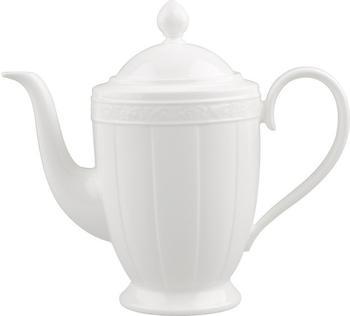 Villeroy & Boch White Pearl Kaffeekanne 1,35 Ltr.