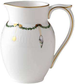 Royal Copenhagen Star fluted Christmas Gießer (0,39 l)