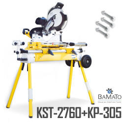 BAMATO KP-305 + Maschinenständer KST-2760
