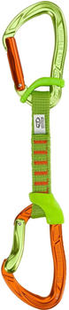 Climbing Technology Nimble EVO NY 12cm Express-Set (12cm, orange-green)