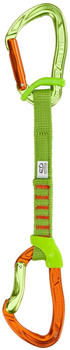 Climbing Technology Nimble EVO NY 12cm Express-Set (17cm, orange-green)