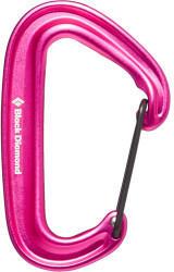 Black Diamond Miniwire Carabiner Ultra Pink