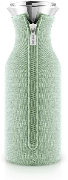 Eva solo Kühlschrank Karaffe mit Wollanzug 1 l eucalyptus Green